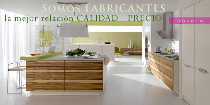 Muebles a medida de color blanco